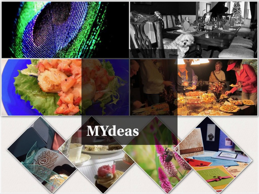 MYdeas to Entertain