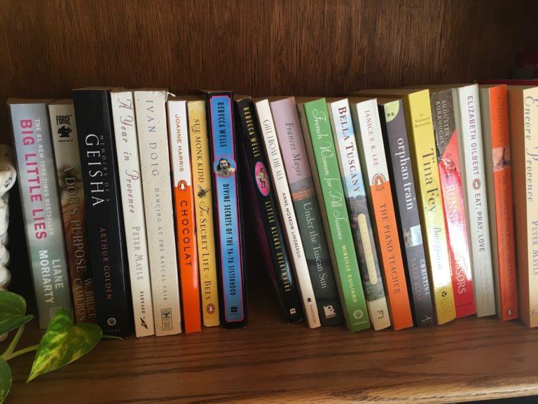 BOOKING AN IDEA: Book Clubs